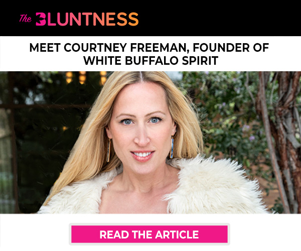 Courtney Aura Freeman Founder White Buffalo Spirit